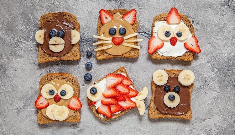 Super Idee per un buffet di compleanno per bambini - Big Party Planner HV67