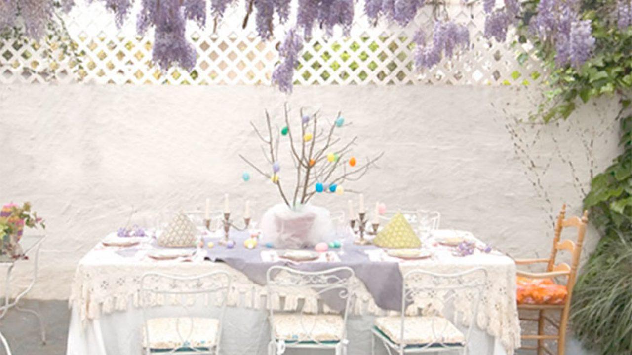 Come Addobbare Un Tavolo Per Confettata addobbare la tavola per pasqua - big party planner