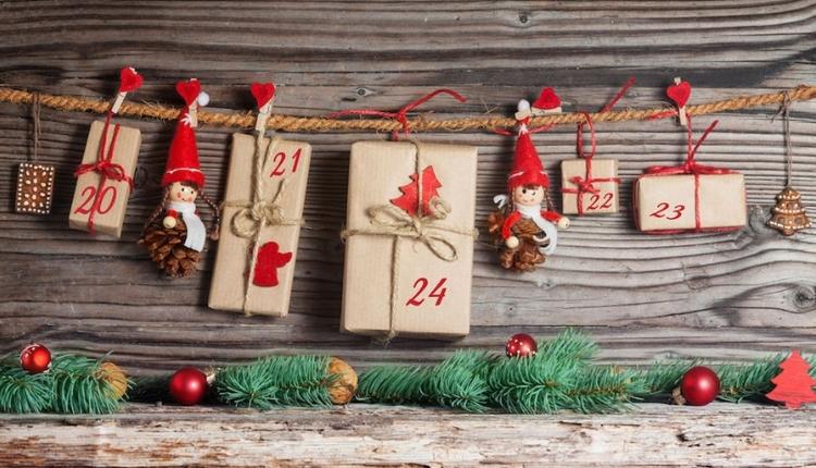 Idee Calendario.Idee Per Costruire Un Calendario Dell Avvento Fai Da Te